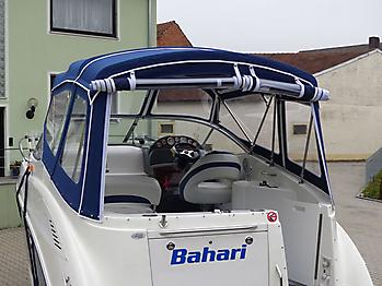 Verdeck Bayliner 265 Persenning 18