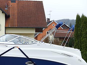 Verdeck Bayliner 265 Persenning 21