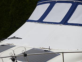 Verdeck Bayliner 265 Persenning 31