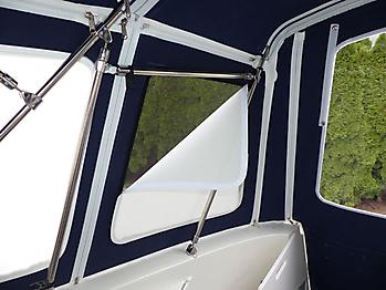 Verdeck Bayliner 265 Persenning 34