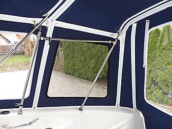Verdeck Bayliner 265 Persenning 35