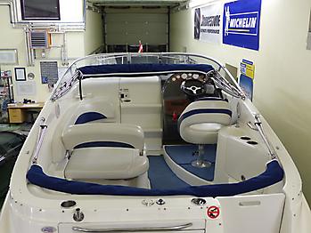 Verdeck Bayliner 265 Persenning 37