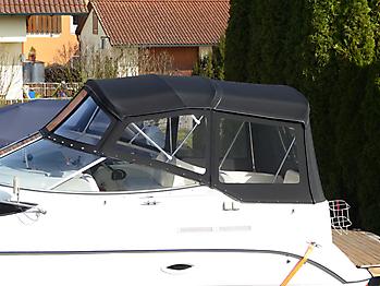 Verdeck Bayliner 265 Originalgestänge 02