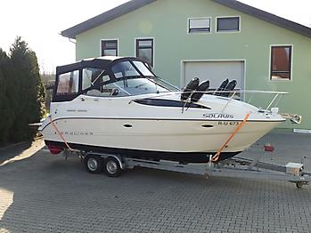 Verdeck Bayliner 265 Originalgestänge 11