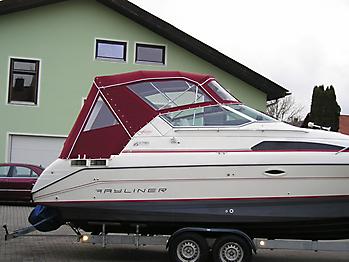 Bootsverdeck Bayliner 2755 Verdeck 09