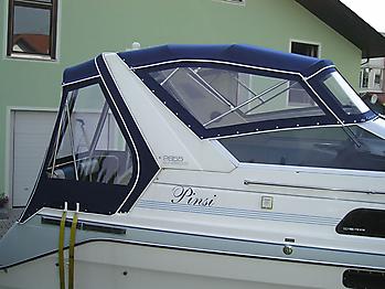 Verdeck Bayliner 2855 Persenning 11