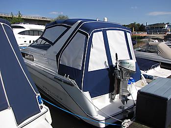Verdeck Bayliner 2855 Persenning 18