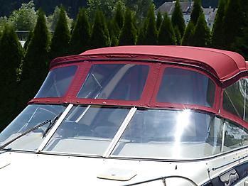 Verdeck Bayliner 2855 Bootsverdeck 09