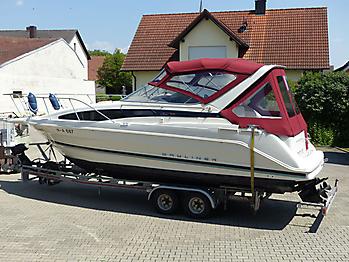 Verdeck Bayliner 2855 Bootsverdeck 14