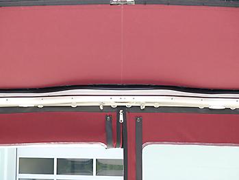 Verdeck Bayliner 2855 Bootsverdeck 31