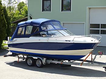 Verdeck Bayliner 652 Cuddy Bootsverdeck Persenning 12