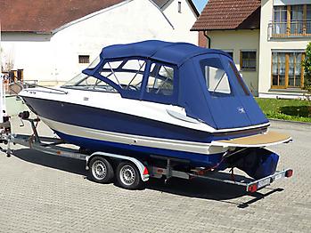 Verdeck Bayliner 652 Cuddy Bootsverdeck Persenning 18
