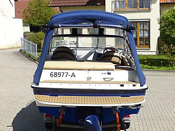 Verdeck Bayliner 652 Cuddy Bootsverdeck Persenning 22