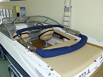 Verdeck Bayliner 652 Cuddy Bootsverdeck Persenning 25