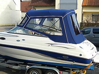 Verdeck Chaparral 215 SSI Bootsverdeck Persenning 13