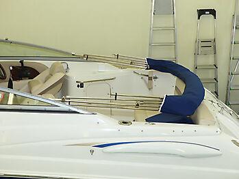 Verdeck Chaparral 215 SSI Bootsverdeck Persenning 21