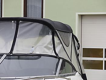 Altes Originalverdeck Crownline 250 CR zum Vergleich 04