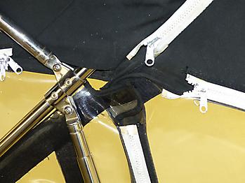 Altes Originalverdeck Crownline 250 CR zum Vergleich 09