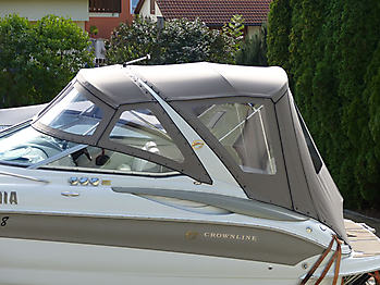Verdeck Crownline 270 CR Bootsverdeck Persenning 03