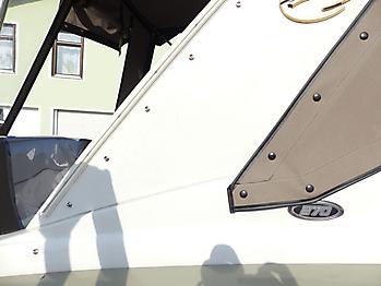 Verdeck Crownline 270 CR Bootsverdeck Persenning 25