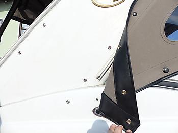 Verdeck Crownline 270 CR Bootsverdeck Persenning 26