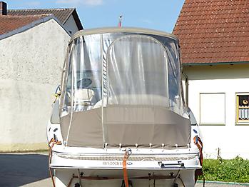 Altes Originalverdeck Crownline 270 CR zum direkten Vergleich 03
