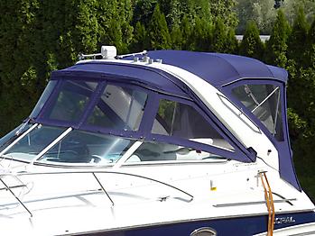 Verdeck Doral 250 Monticello Bootsverdeck Persenning 06