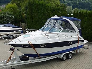 Altes Originalverdeck Doral 250SE 05