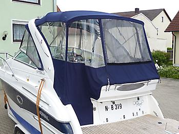 Altes Originalverdeck Doral 250SE 10