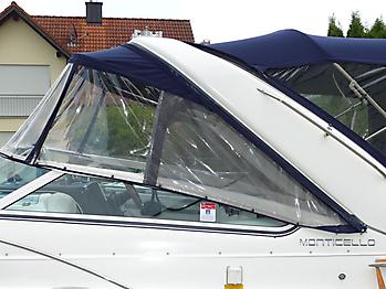 Altes Originalverdeck Doral 250SE 11