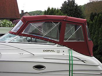 Verdeck Doral 250 SE Persenning 03