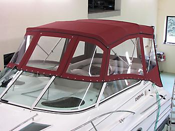 Verdeck Doral 250 SE Persenning 06