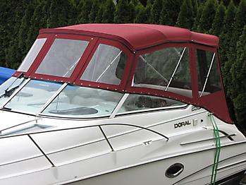 Verdeck Doral 250 SE Persenning 07