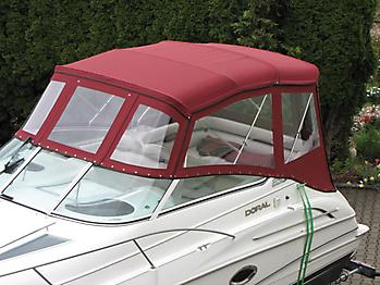 Verdeck Doral 250 SE Persenning 09