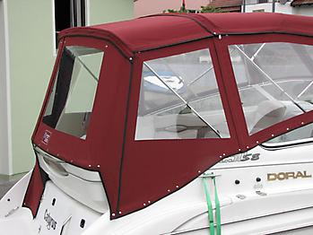 Verdeck Doral 250 SE Persenning 14