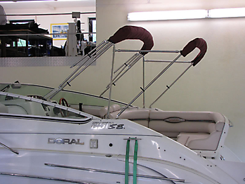 Verdeck Doral 250 SE Persenning 18