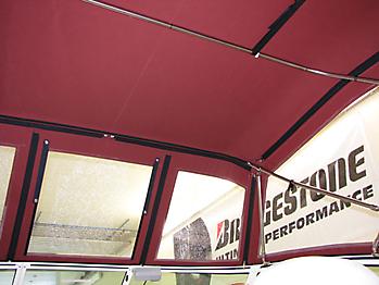 Verdeck Doral 250 SE Persenning 19