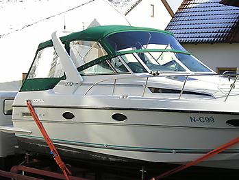 Verdeck Doral 270 MC Persenning 03