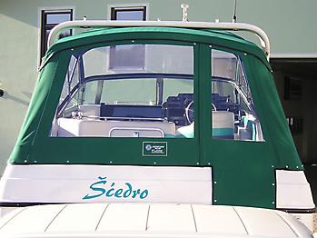Verdeck Doral 270 MC Persenning 06