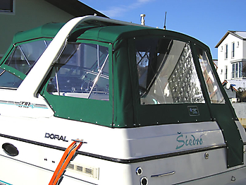 Verdeck Doral 270 MC Persenning 07