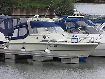 Verdeck Fjord 30 WE Persenning  07