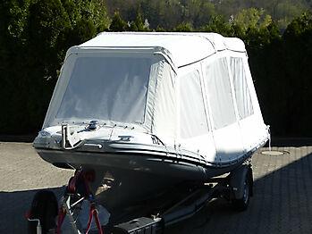 Verdeck Formenti ZAR 53 Wetterschutz 03