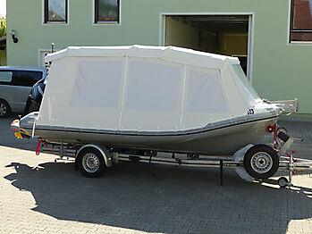 Verdeck Formenti ZAR 53 Wetterschutz 04