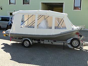 Verdeck Formenti ZAR 53 Wetterschutz 05