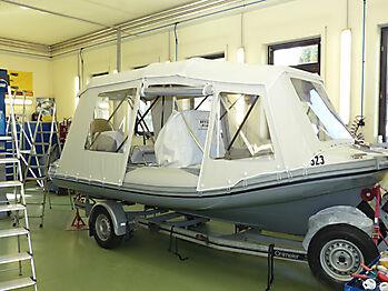 Verdeck Formenti ZAR 53 Wetterschutz 11