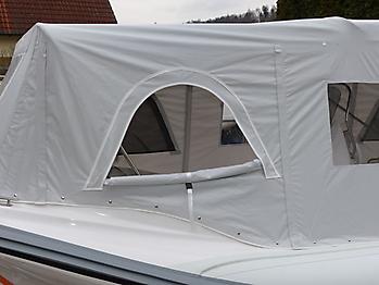 Nautisches Zelt Formenti ZAR 59SL Verdeck  16