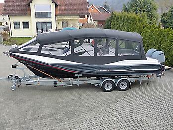 Verdeck Formenti ZAR 95 Sport Luxury Bootsverdeck 01
