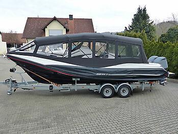Verdeck Formenti ZAR 95 Sport Luxury Bootsverdeck 02