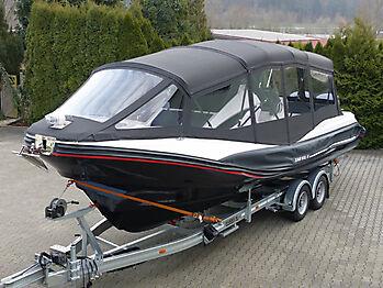 Verdeck Formenti ZAR 95 Sport Luxury Bootsverdeck 04