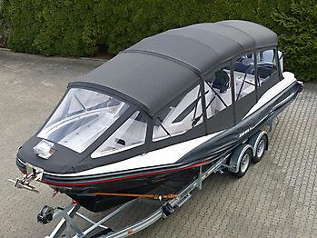 Verdeck Formenti ZAR 95 Sport Luxury Bootsverdeck 05